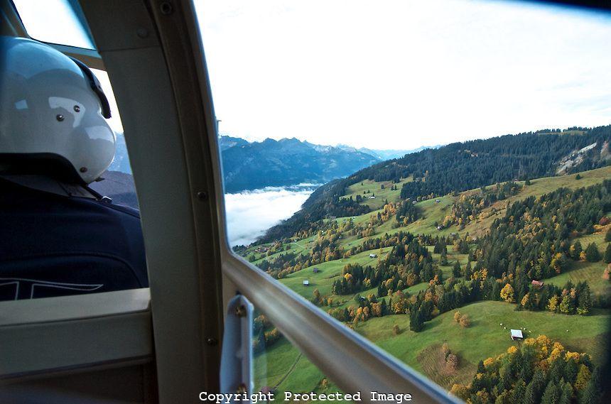 Aus dem Weg zur Axalp 2012...