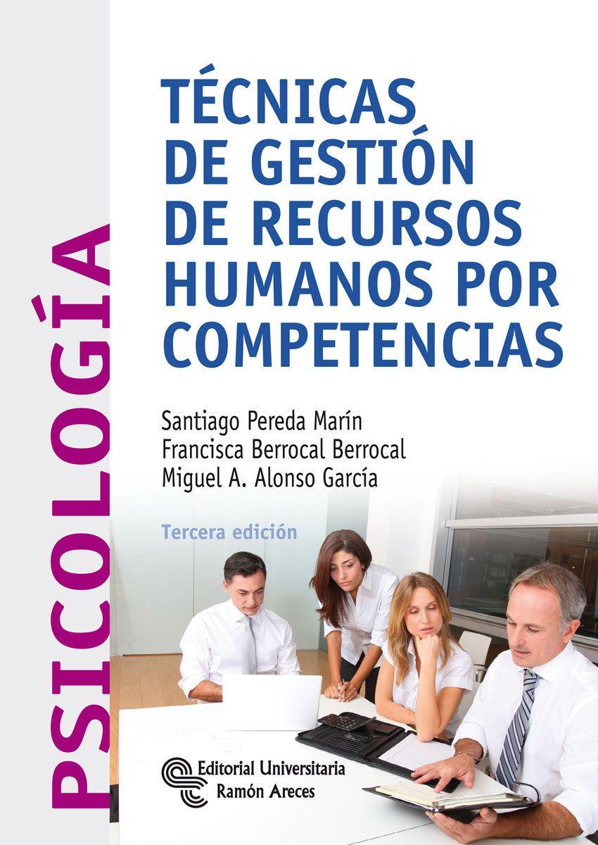 tecnicas de gestion de recursos humanos por competencias-elena ...