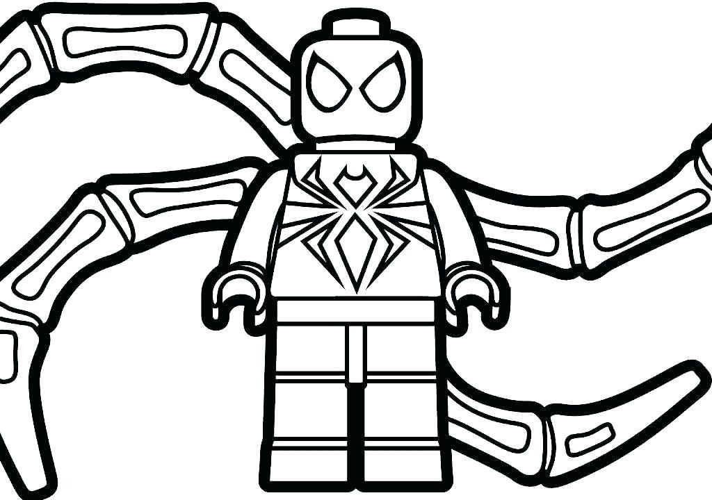Lego Coloring Pages Venom Lego Coloring Pages Spiderman Coloring Spider Coloring Page