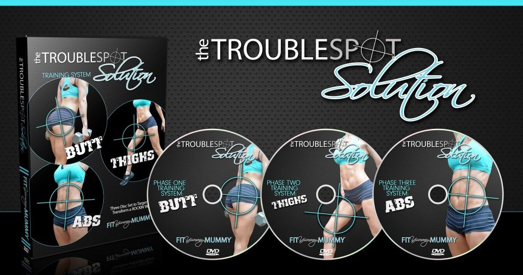 The Target Your Trouble Spots Workout Plan