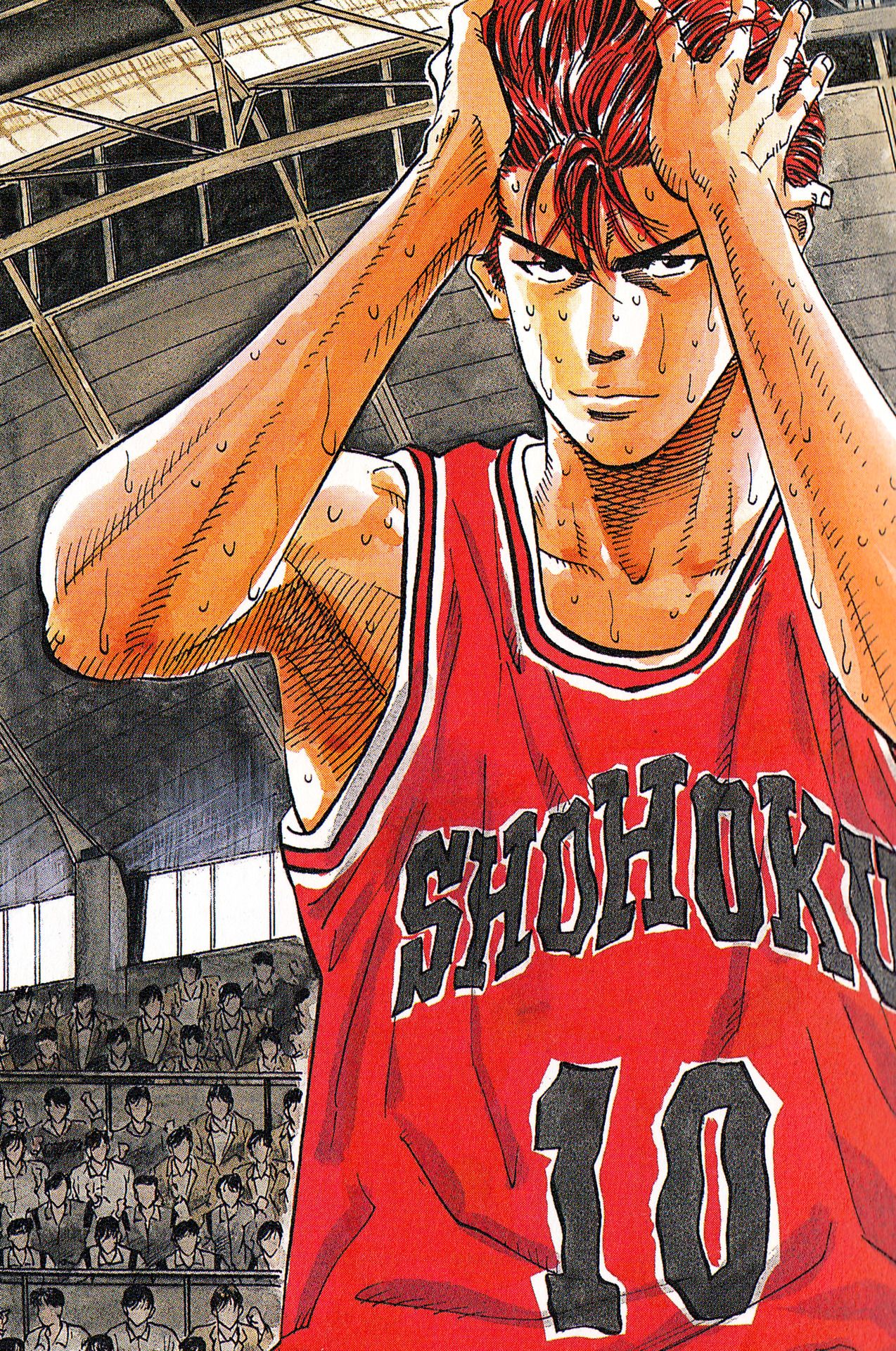 スラムダンク (Slam Dunk), Takehiko Inoue スラムダンク, スラムダンク アニメ