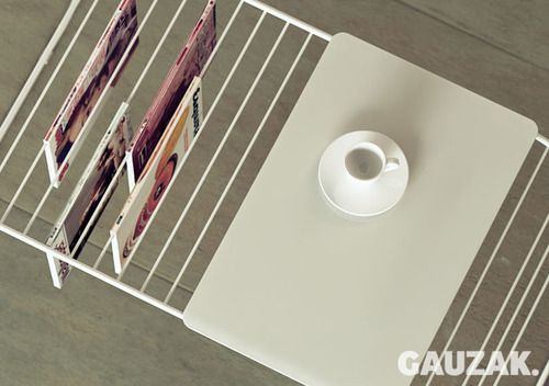 marc coffee table - gauzak for quattria