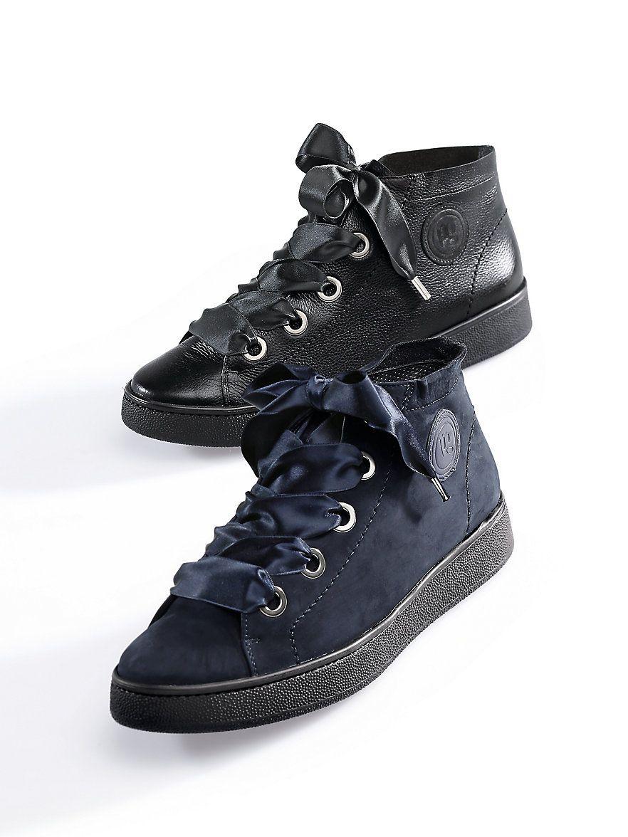 Mode-Design elegant im Stil offizieller Shop Sneaker von PAUL GREEN: ein Schuh – 2 Looks! Sie können den ...