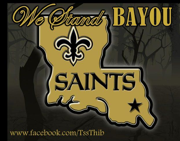 Who Dat For LIFE!!!!