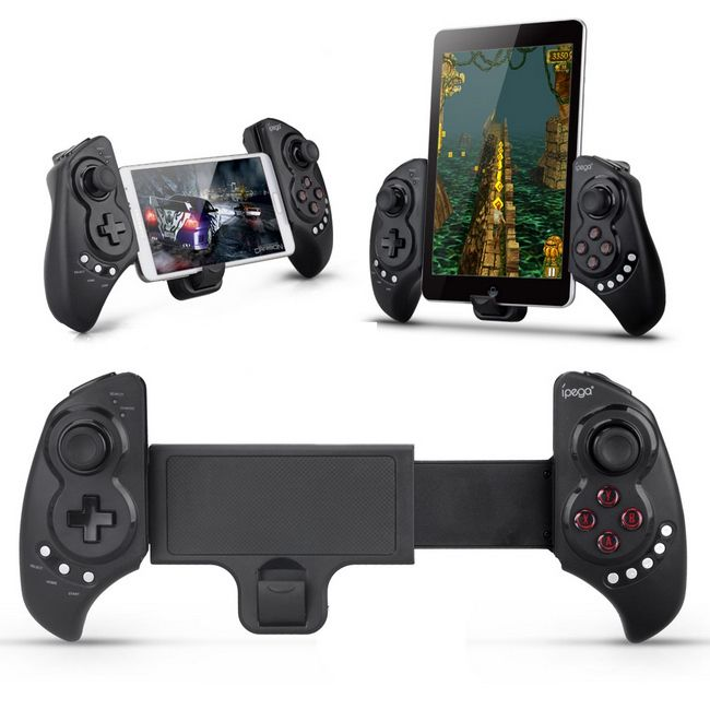 iPega PG-9023 Bluetooth Telescopic Wireless Game Pad Gamepad