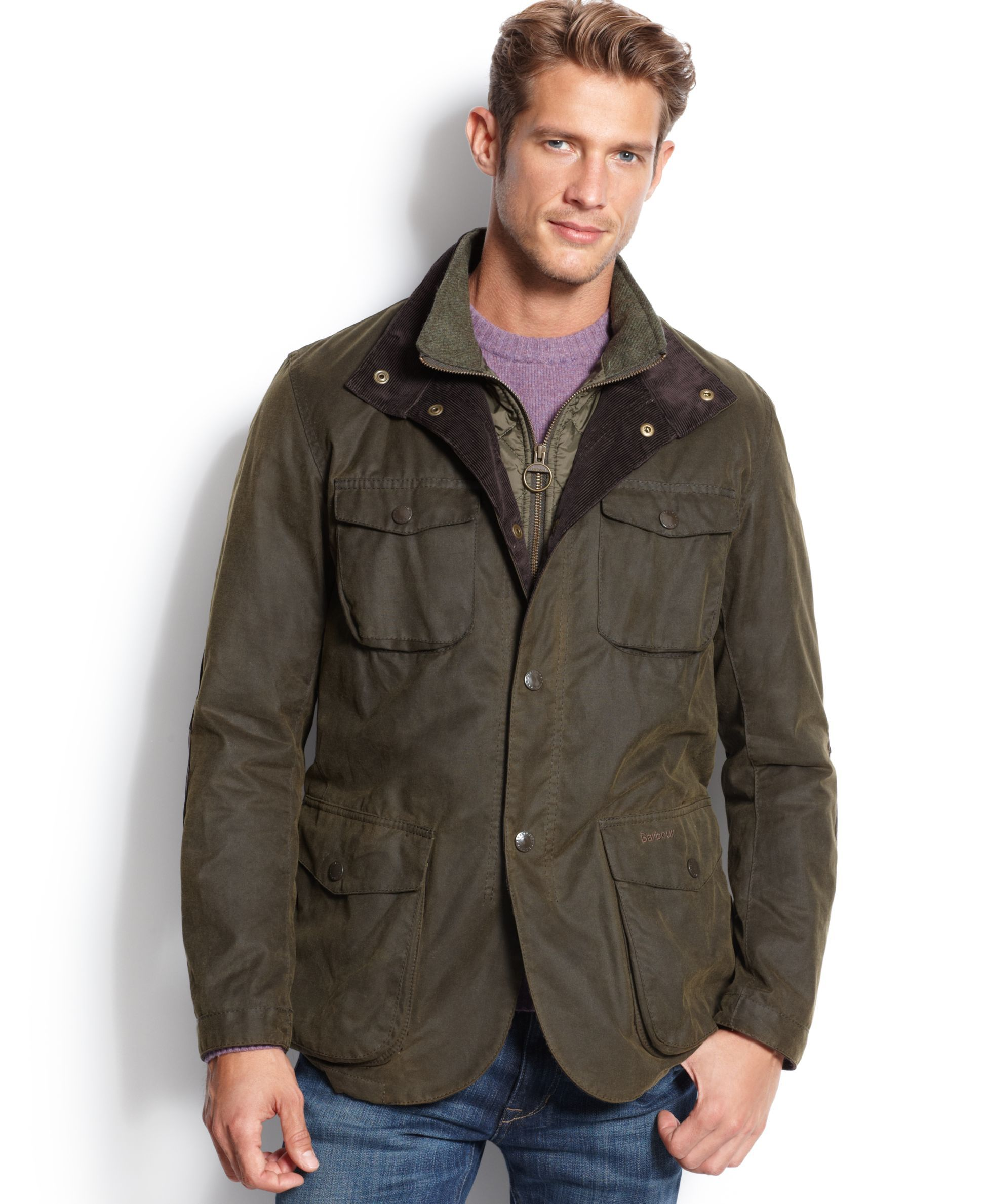 Barbour Ogston Waxed Jacket   G   Pinterest   Wax jackets, Barbour ... f22aa766cee7