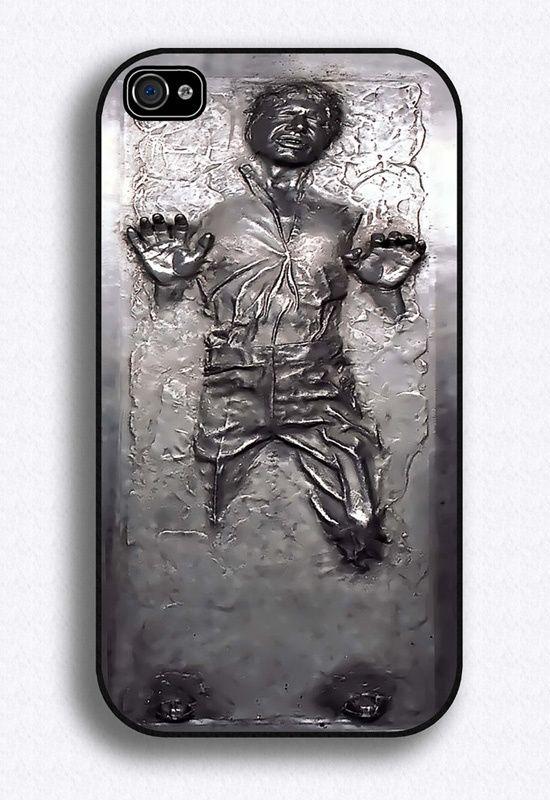 Han Solo Carbonite iPhone-Case kinofilme -cool