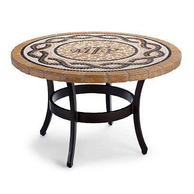 Castellano Cast Aluminum Table Base - Rectangular Dining Table Base (104922) - Frontgate