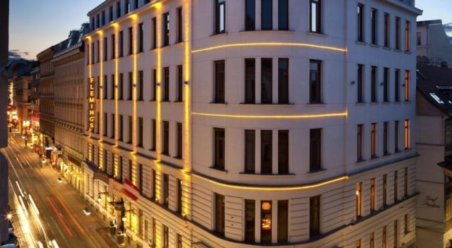 Fleming S Deluxe Hotel Wien City 5 Star Hotel 134 Hotels