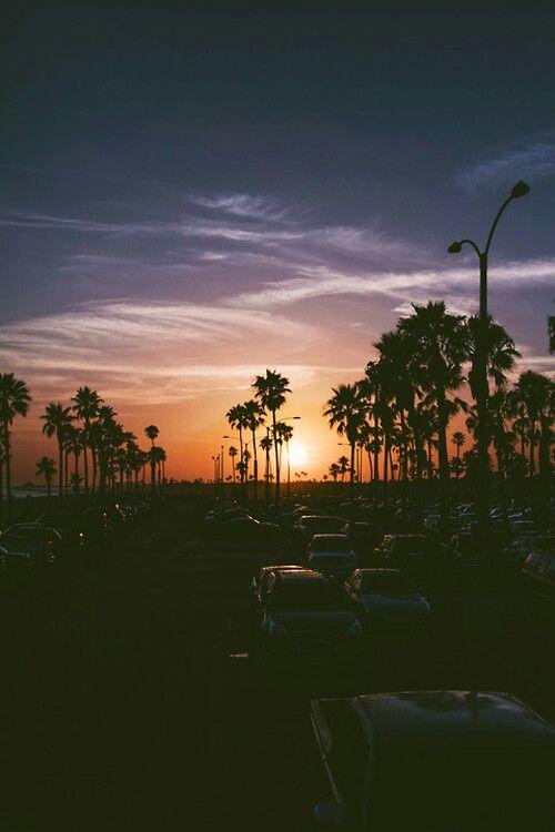Love sunsets ....