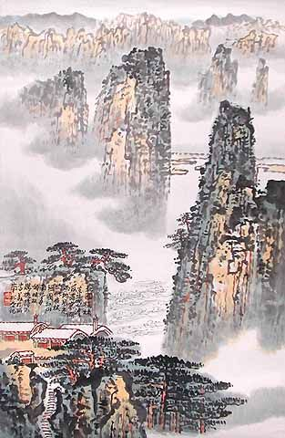 Pin By Sitatrah Rose On Chinese Painting