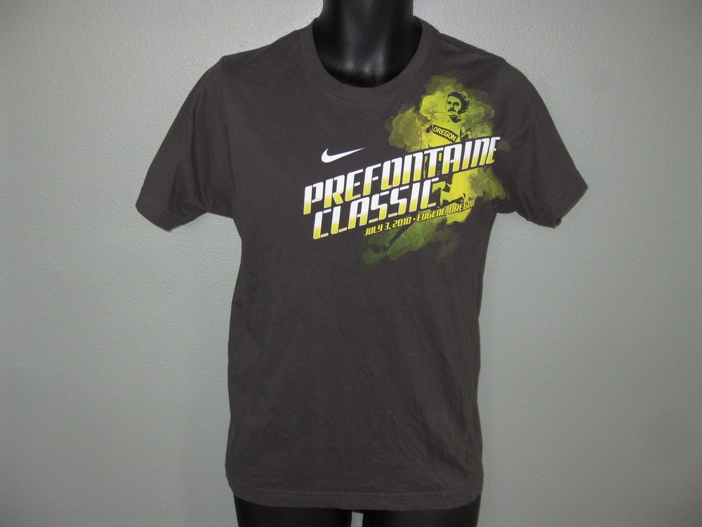 24bcd1a2 RARE Nike PREFONTAINE CLASSIC T-SHIRT EUGENE OREGON Men's size small ...