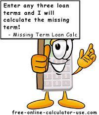 Cnn loan payoff calculator.