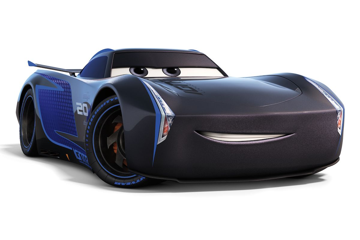 cars 3 jackson storm  jackson storm new characters in cars 7 | Cars characters ...