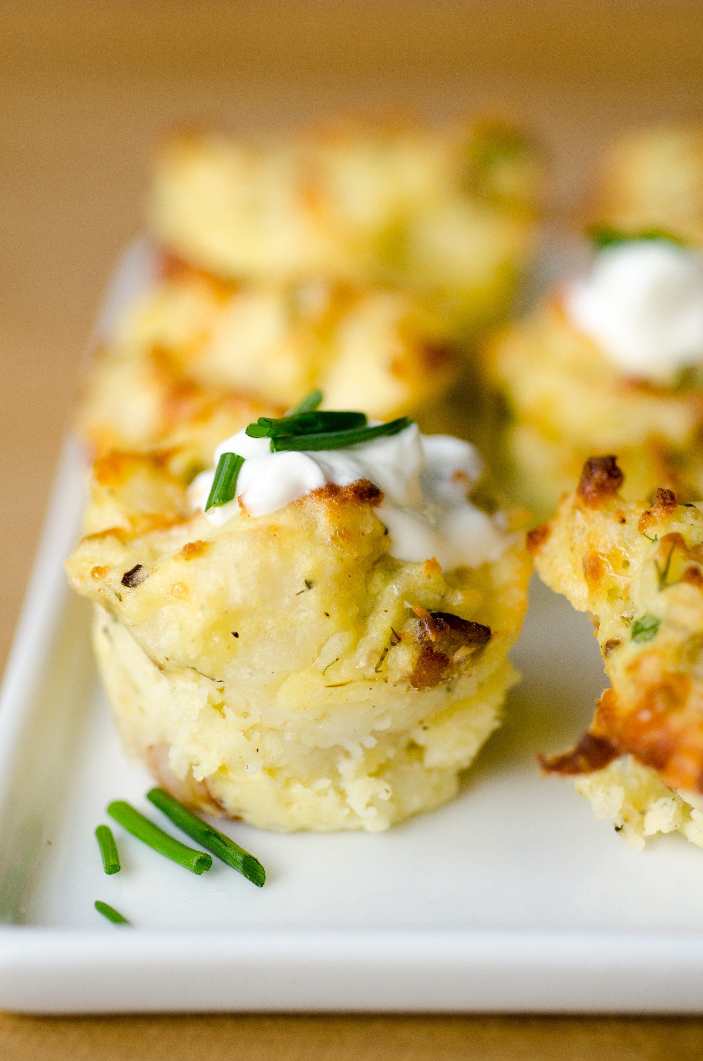 Recipe: Cheesy Mashed Potato Puffs — Quick and Easy Weeknight Dinners