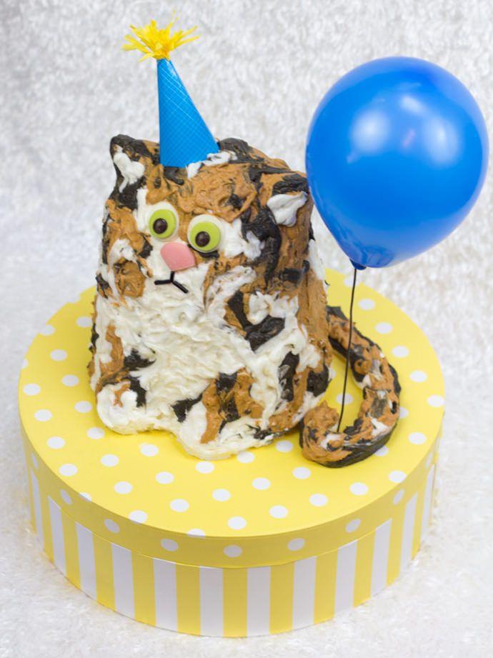 The Purrfect Birthday Cake Birthday cakes Cake and Birthdays