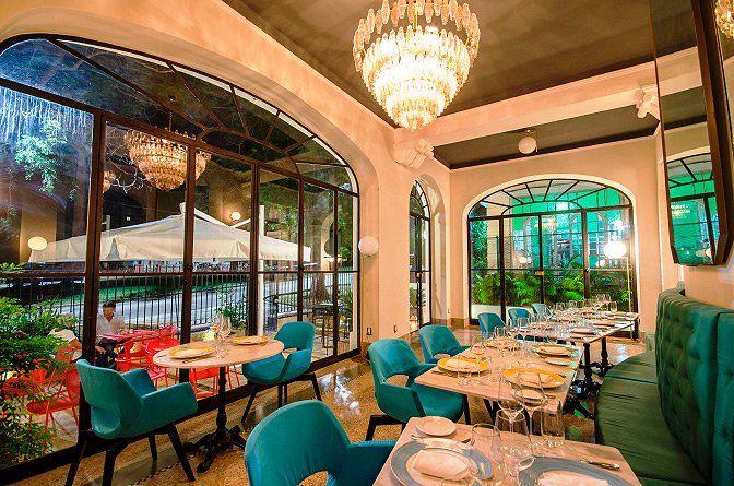 Hotel Paseo 206 Havana Cuba Small Luxury Hotels Boutique