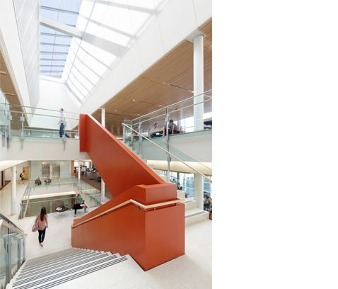 Salem State Library - Learning Commons