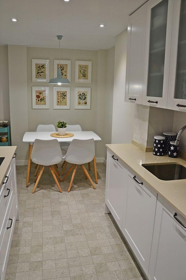 Una reforma excelente para el baño y la cocina | Cocinas, Baño y ...