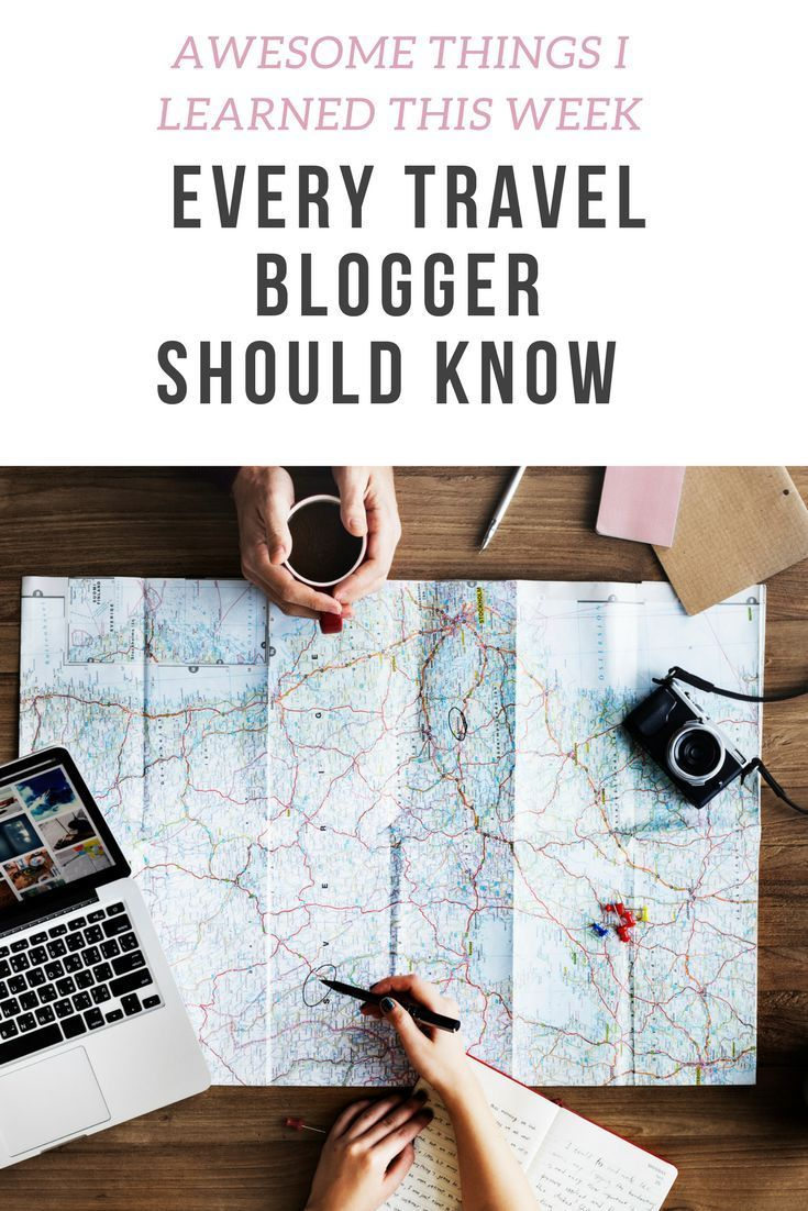 5 Lowkey Awesome Tips Every Travel Blogger Should Know