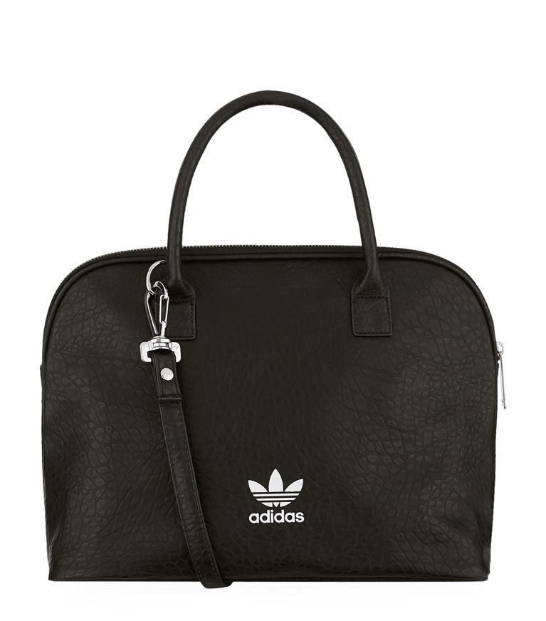 ADIDAS ORIGINALS Bowling Bag.  adidasoriginals  bags  shoulder bags  hand  bags  polyester  leather   228a9257751e2