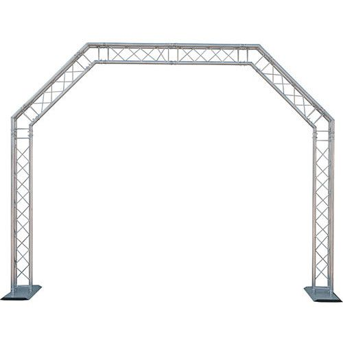 Global Truss Arch Truss System 10 X 8 In 2020 Stage Lighting Party Lights Arch