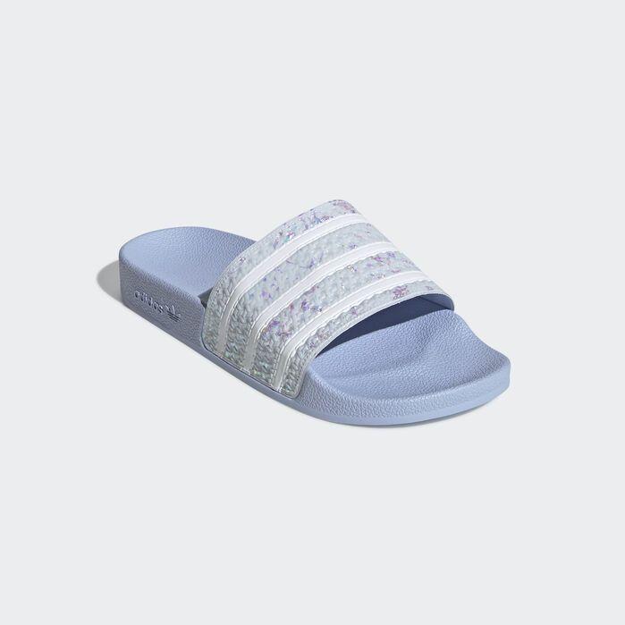 8f904e6021 Adilette Slides in 2019 | Products | Blue adidas, Adidas, Pink adidas