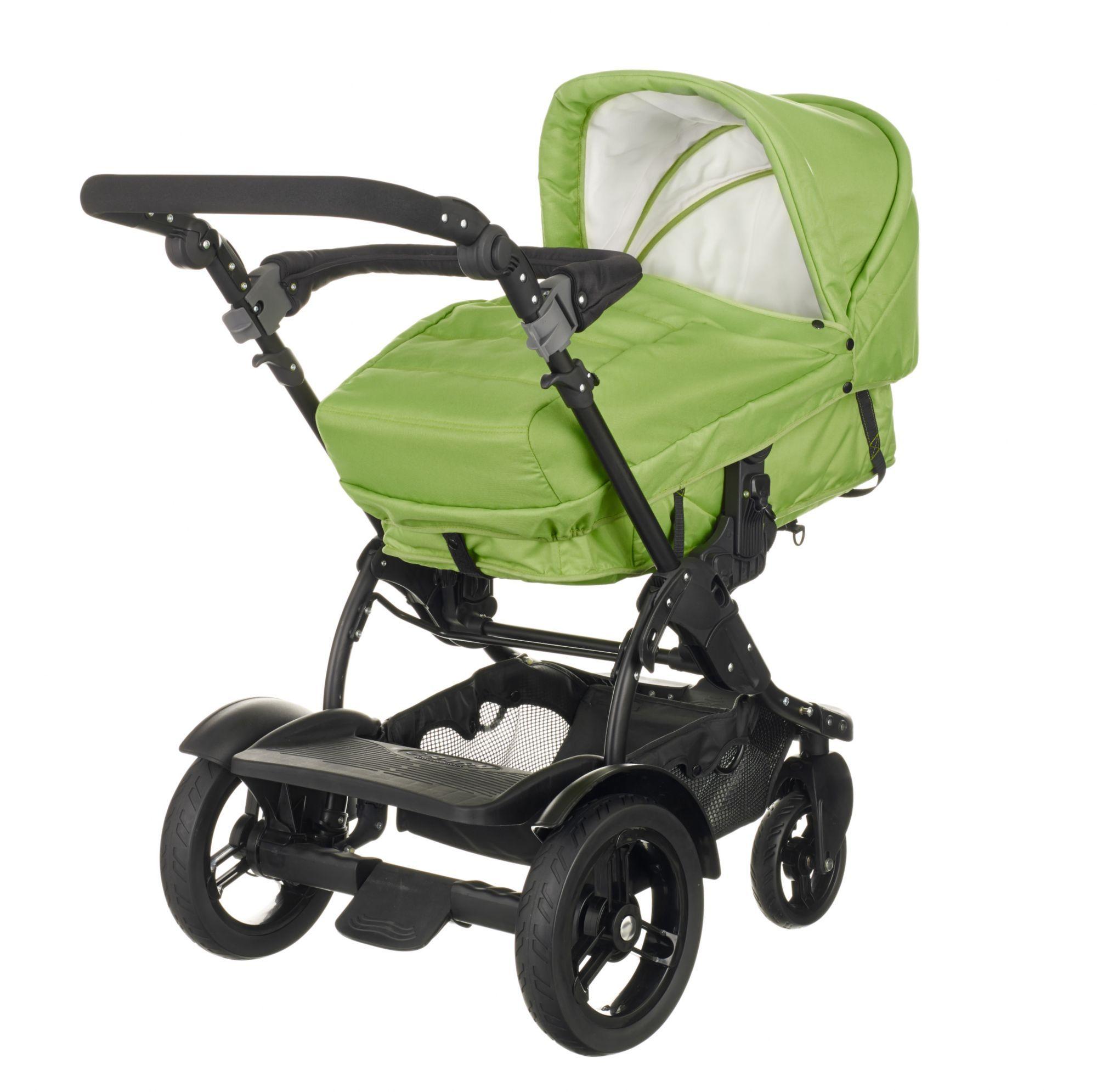 Obaby Zezu Multi Tandem Stroller Lime Tandem stroller