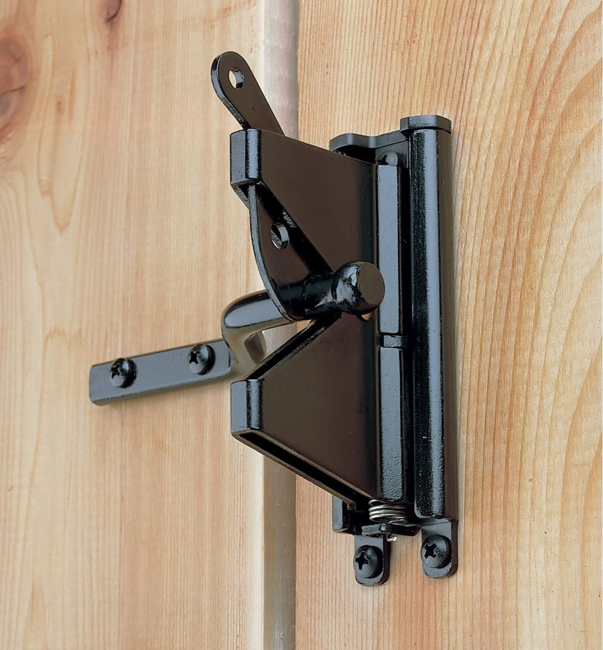 SelfAligning Gate Latch в 2020 г. Декор из железа
