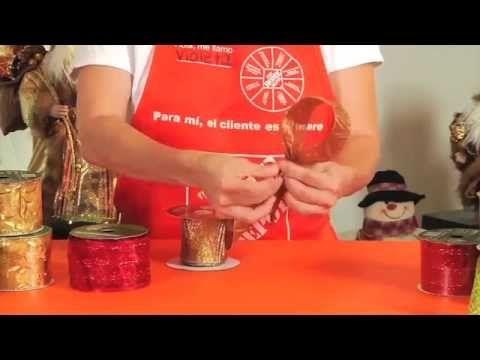 Cómo hacer un moño - YouTube