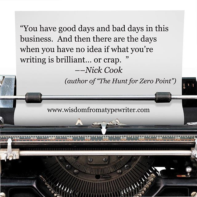  **** Wisdom From A Typewriter No. 11 - http://cohesionarts.com/2016/09/21/%e2%80%8b-wisdom-from-a-typewriter-no-11/