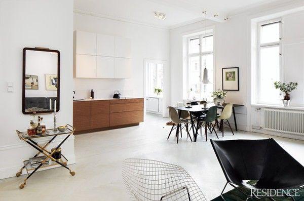 Photo: Bohman & Sjöstrand for Residence  Styling: Joanna Lavén
