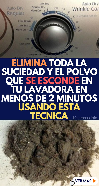 Nadie Sabe Que El Moho Tóxico Puede Estar Escondiendo En Su Lavadora Así Te Puedes Deshacer De él 10 Ideas Limpiar Lavadoras Consejos De Limpieza Trucos De Limpieza