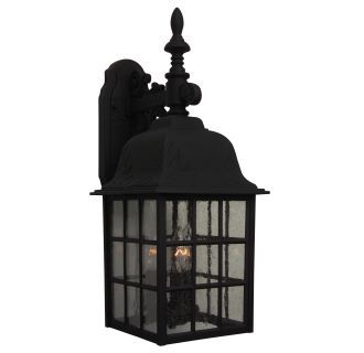 View the Craftmade Z570 Grid Cage 3 Light Outdoor Wall Sconce - 8.5 Inches Wide at LightingDirect.com.