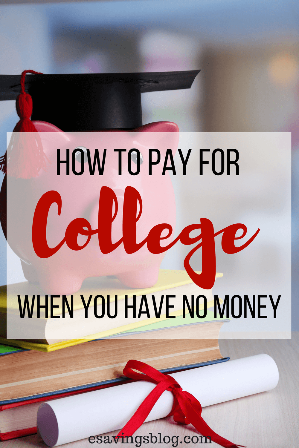 pics How to Pay for College With No Financial Aid