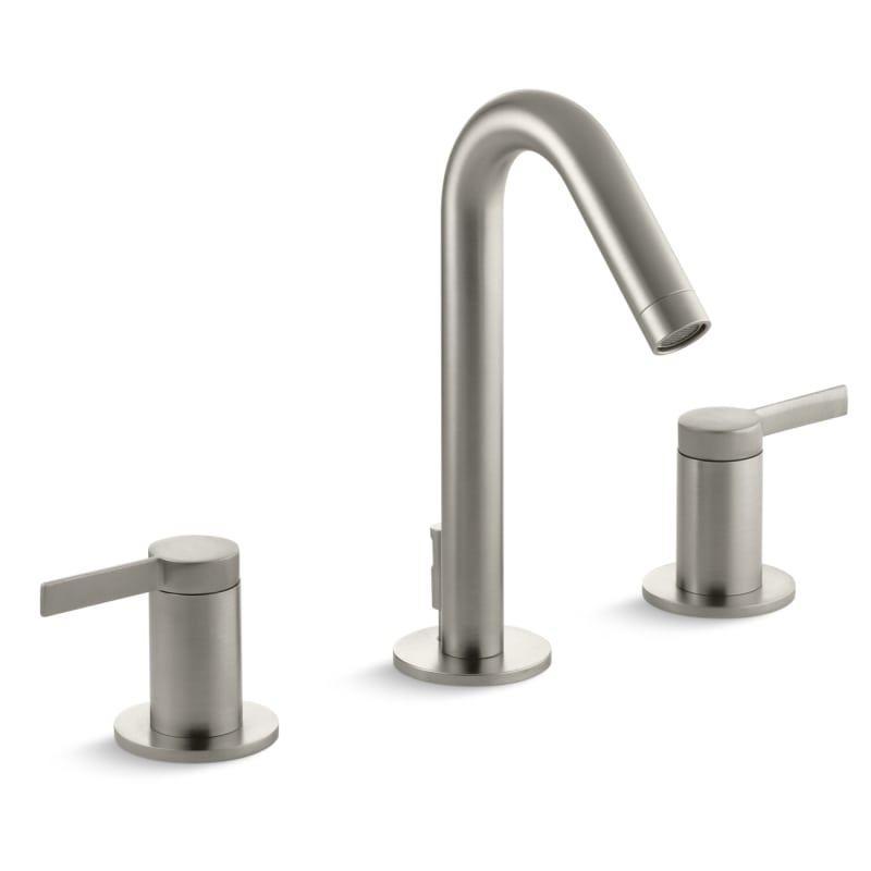 Kohler K 942 4 Stillness Widespread Bathroom Faucet With Ultra