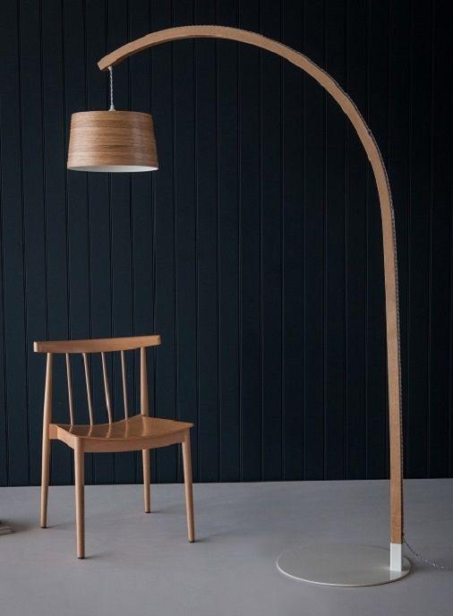 Tom raffield steam bent lighting furniture designer cornwall
