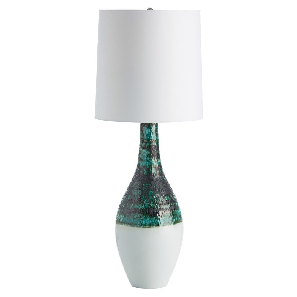 "Hemby Tall 40"" H Table Lamp"
