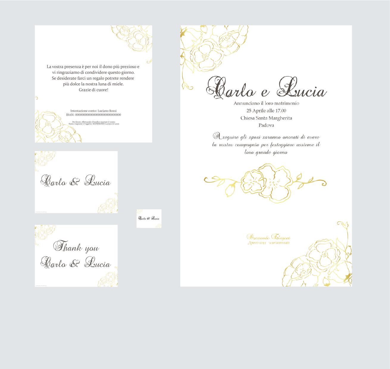Intestazione Partecipazioni Matrimonio.Idee Matrimonio Minimalist Idee Wedding Wedding Design