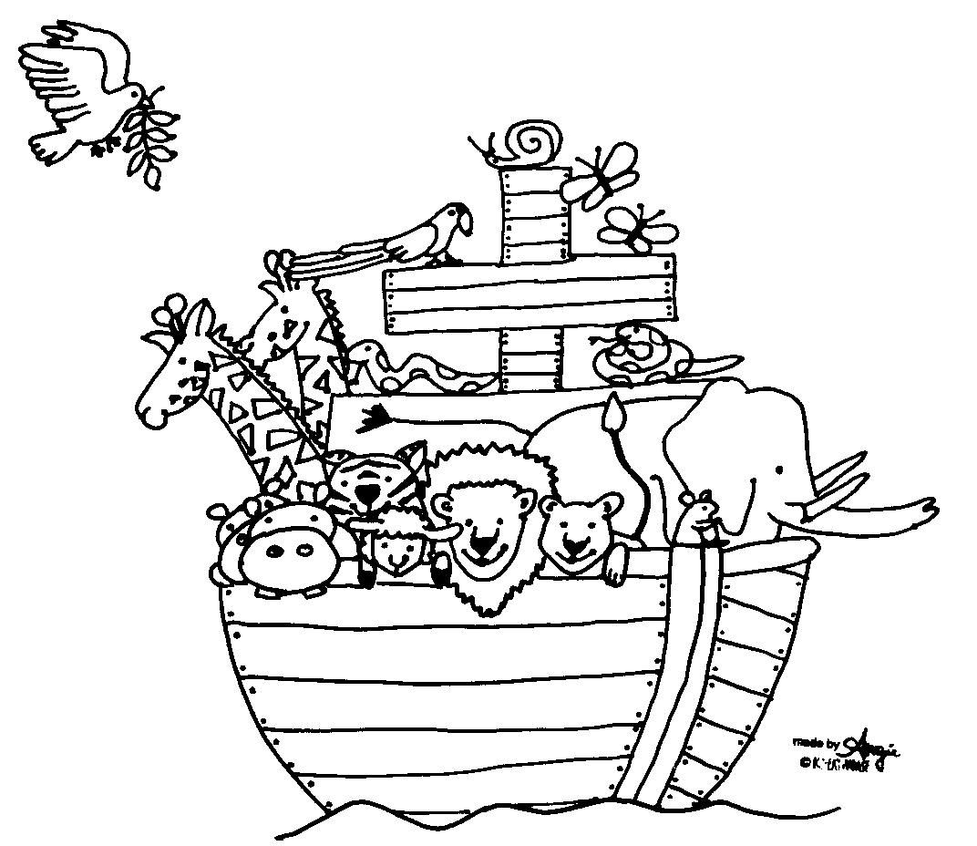 arche noah tiere fr kinder preschool ideas pinterest sunday coloring pages animals noahs ark
