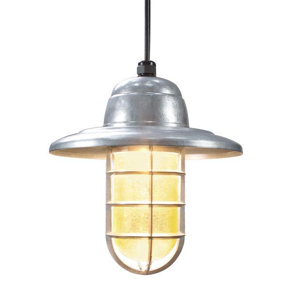 Original Warehouse Pendant Light