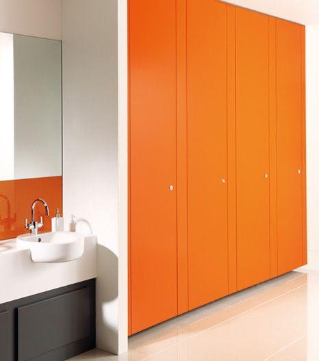 Toilet Cubicle, Office Bathroom, Washroom