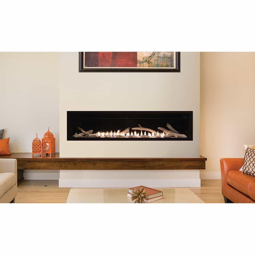 60 Linear Vent Free Fireplace Boulevard Ams Fireplace Inc
