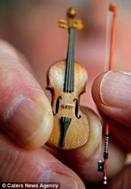 little violin is very pretty