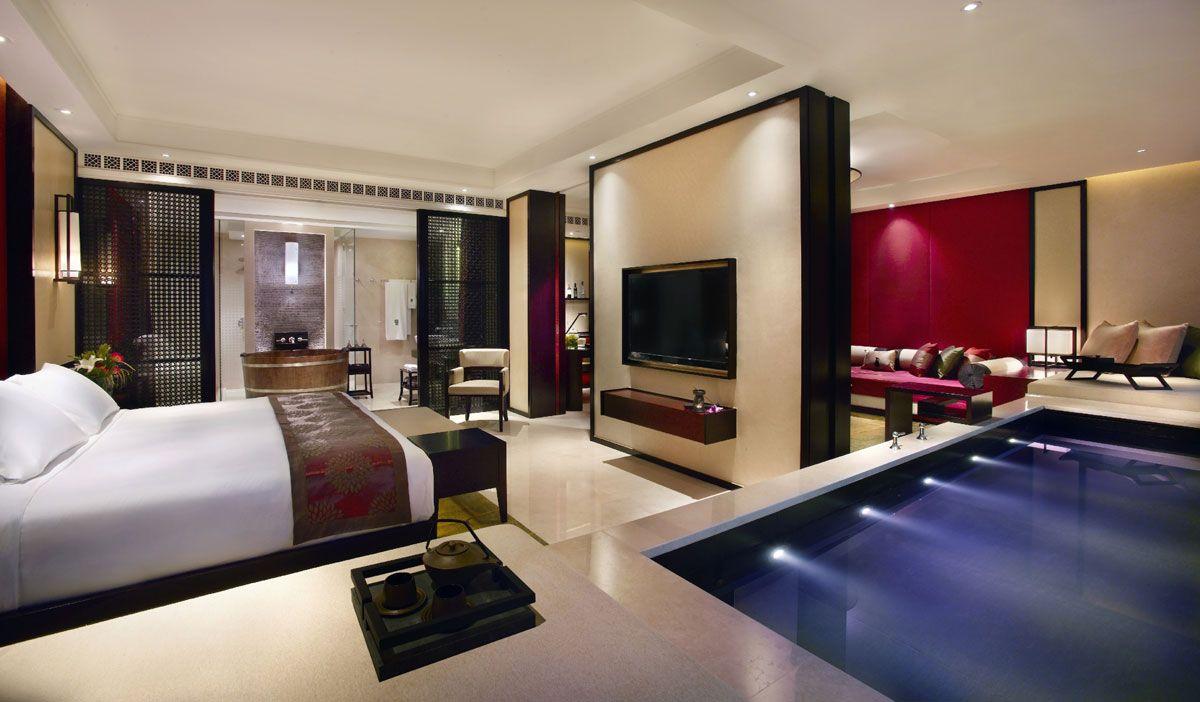 habitaciones de hotel de lujo buscar con google ideas