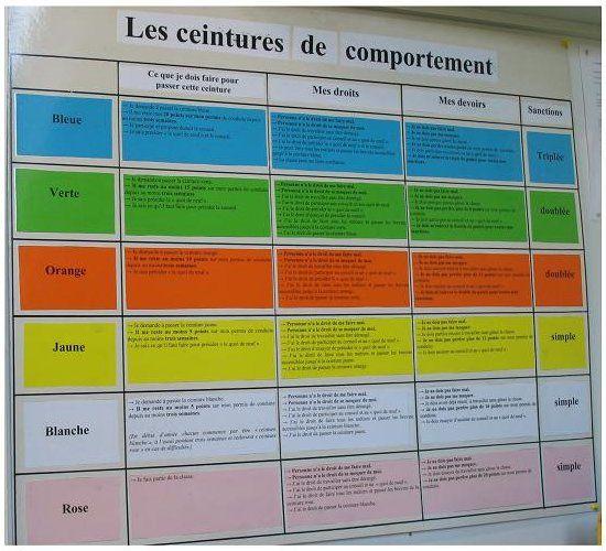 fdb96f5f9d0c Tableau des ceintures Explication du fonctionnement   pédagogies ...