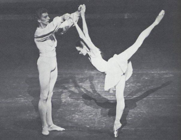 Heather Watts & Sean Lavery w/ NYCB