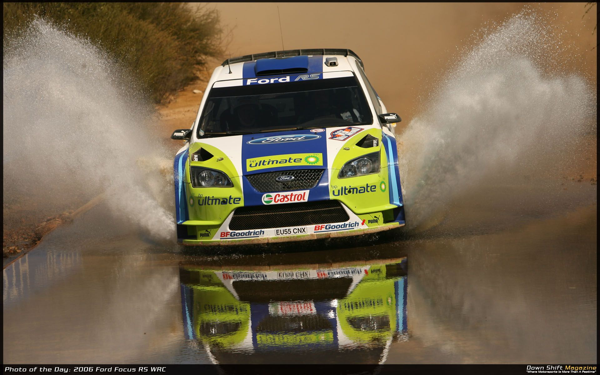 Rally ford-focus-rs-wrc