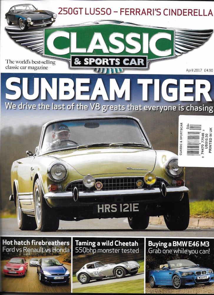 Classic Sports Car June Mags Direct Magazines Pinterest - Classic and sportscar magazine