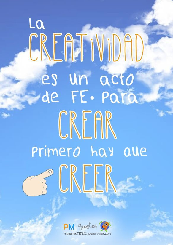 La creatividad... #creativos #estudiantes #umayor